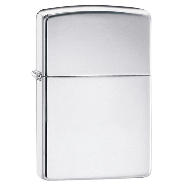 Zippo High Polished Chrome Lighter 250REG