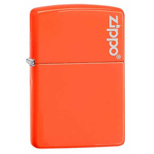 Zippo Neon Orange Matte Lighter 28888ZL