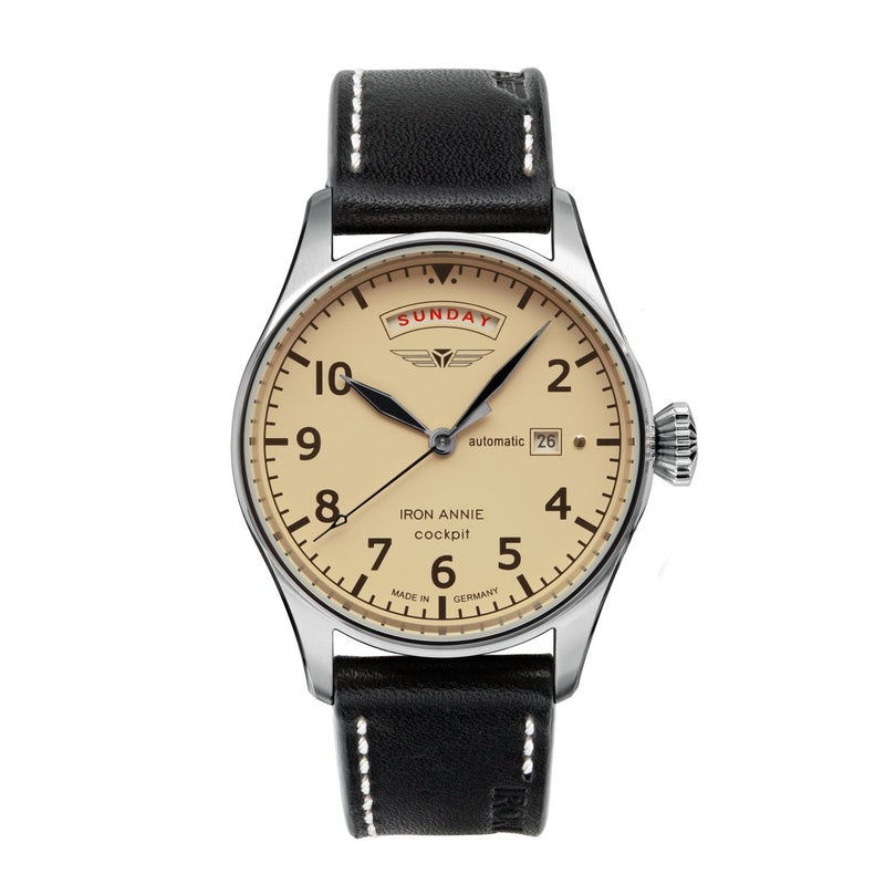 Iron Annie Cockpit Men's Watch 5164-5