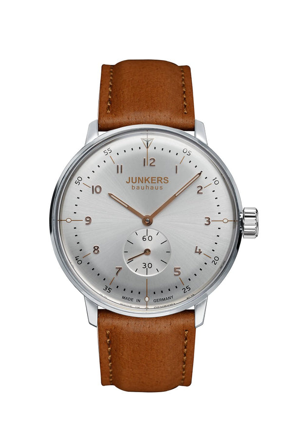 Junkers Bauhaus Manual Wind Men's Watch 6030-5