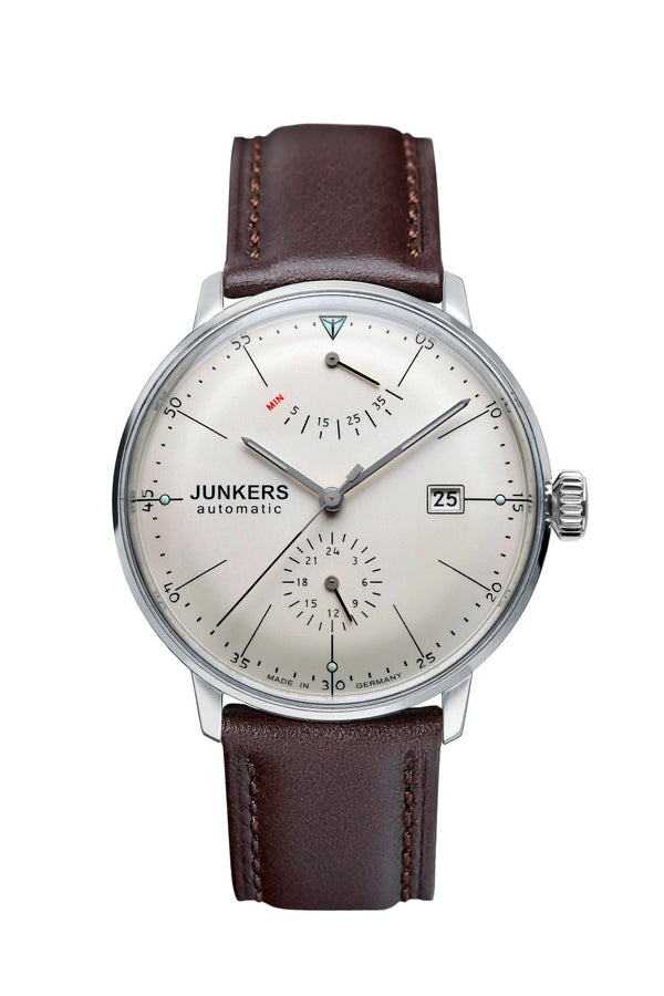 Junkers 6060-5 Bauhaus Automatic Men's Watch