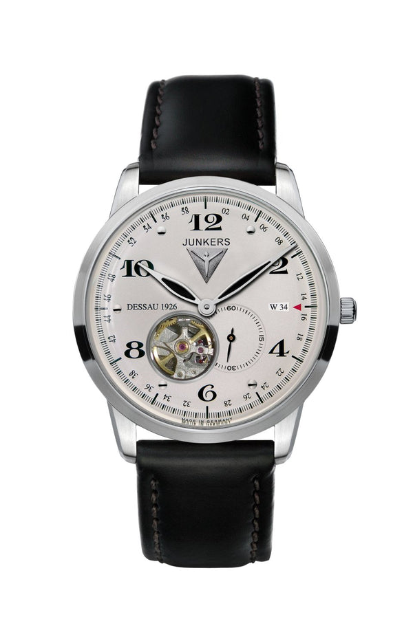 Junkers Dessau 1926 Flatline Automatic Watch 6360-4