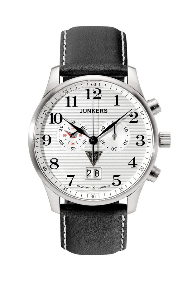Junkers 6686-1 Series Iron Annie JU52 Men's Watch