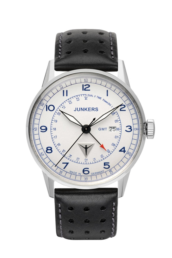 Junkers G38 Edition 2 GMT Men's Watch 6946-3