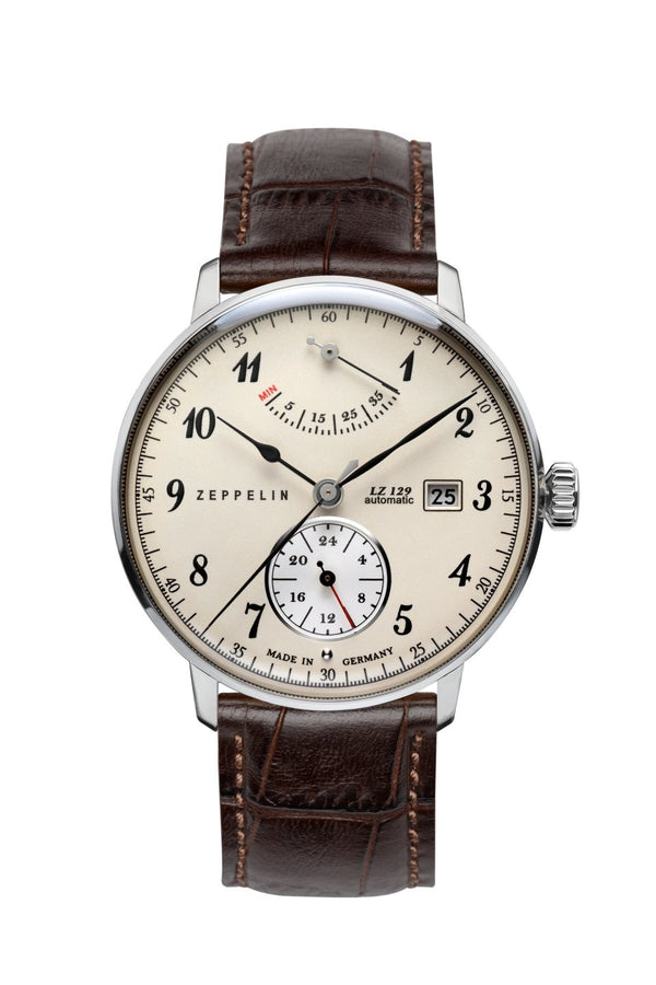 Zeppelin LZ129 Hindenburg Automatic Men's Watch 7060-4