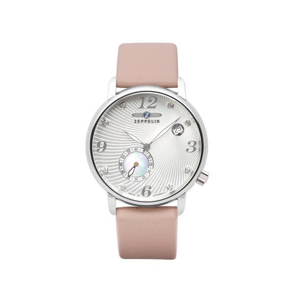 Ladies Zeppelin Lunar Watch 7631-4