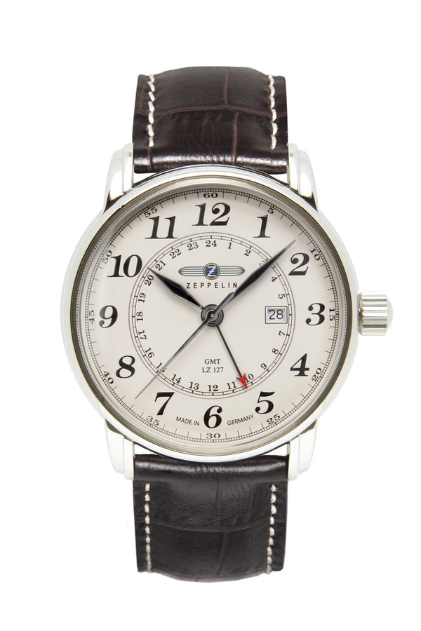 Zeppelin LZ127 GMT Men's Watch 7642-5