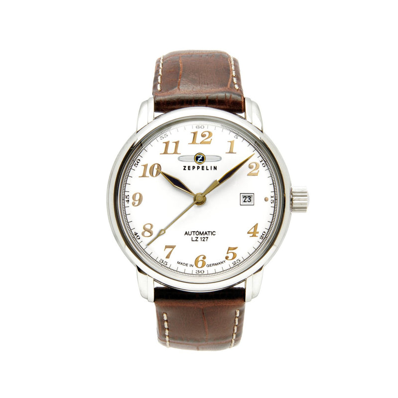 Zeppelin LZ127 Automatic Men's Watch 7656-1