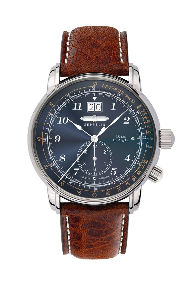 Zeppelin LZ126 Los Angeles Men's Watch 8644-3