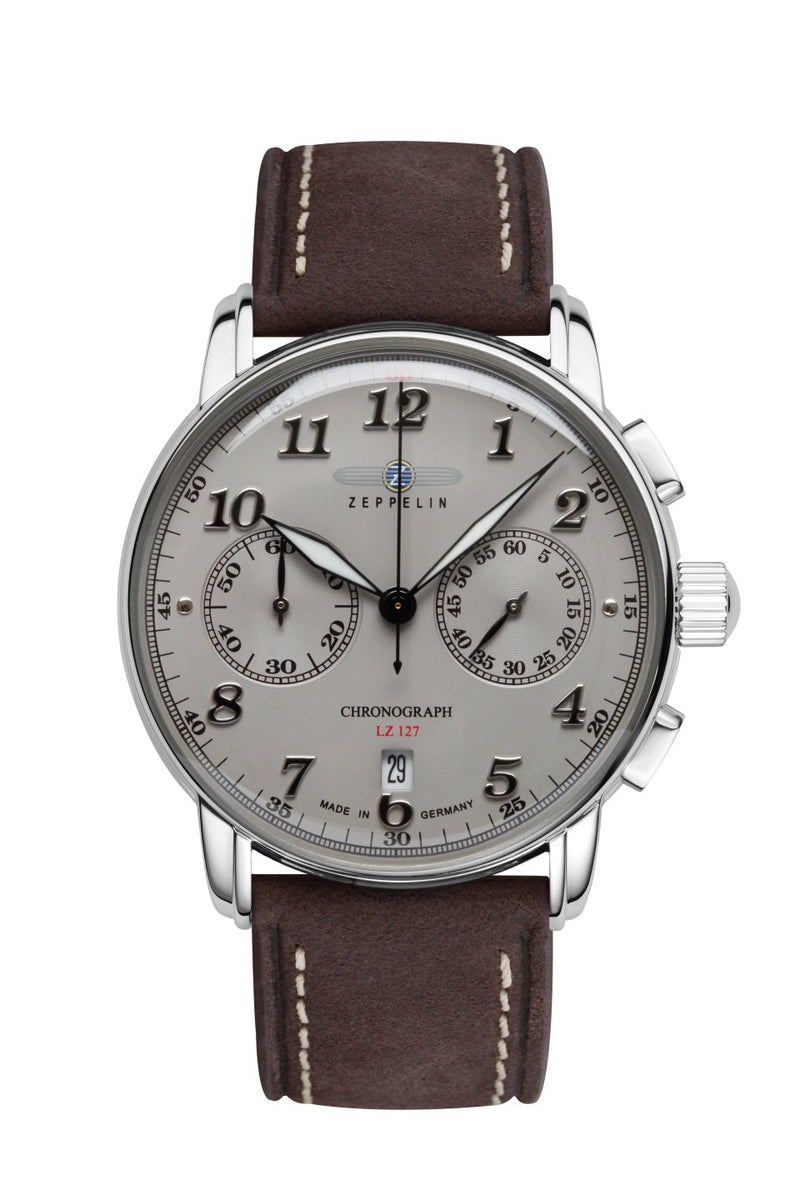 Zeppelin LZ127 Graf Zeppelin Men's Watch 8678-4