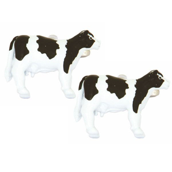 Dalaco Black & White Cow Cufflinks 90-1323
