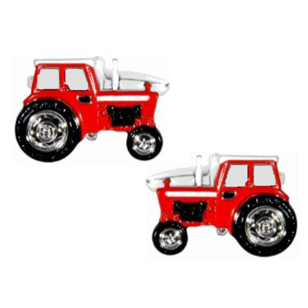 Dalaco Red Tractor Cufflinks 90-1366