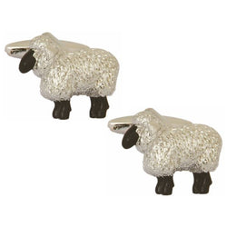 Dalaco 3D Sheep Cufflinks 90-1407