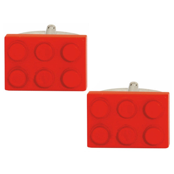 Dalaco Red Brick Cufflinks 90-1419