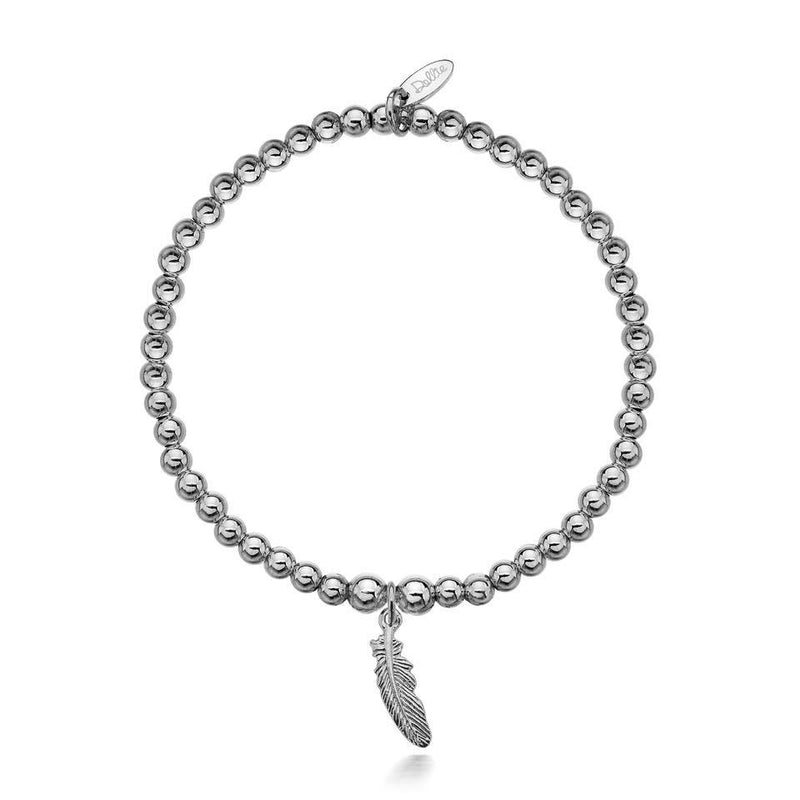 Dollie Jewellery Angel Feather Bracelet B0015