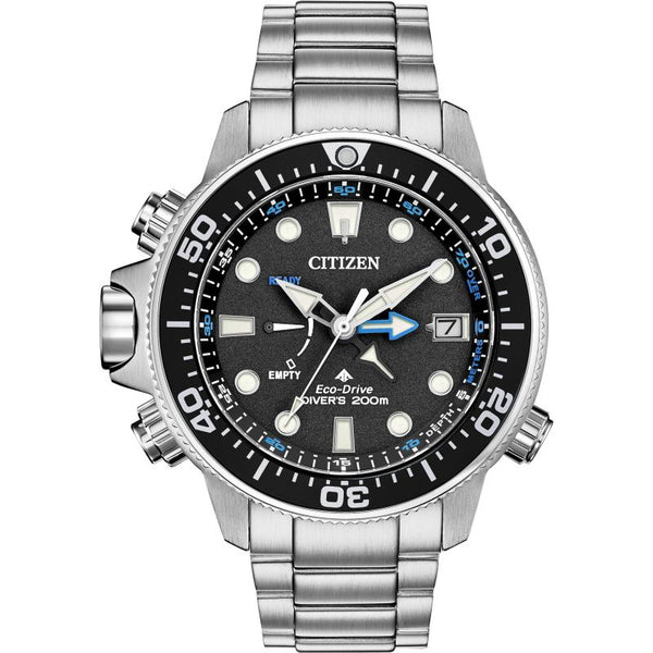 Citizen Eco Drive Aqualand Diver Men's Watch BN2038-53E