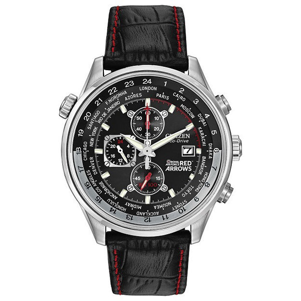 Citizen Eco Drive Mens Red Arrows Chronograph CA0080-03E