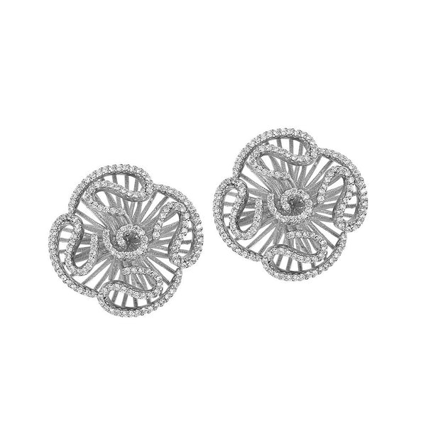 Fei Liu Cascade Stud Earrings
