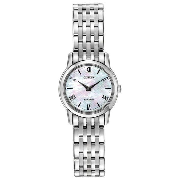 Citizen Eco Drive Ladies Stiletto Watch EG3040-50D