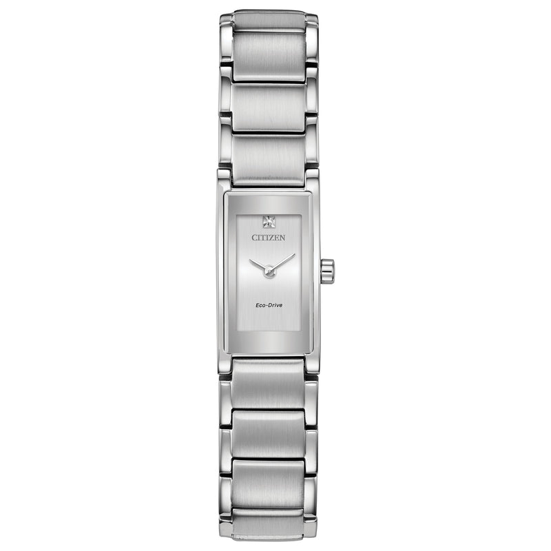 Citizen Eco Drive Ladies Axiom Diamond Watch EG7050-54A