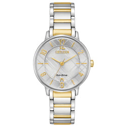 Citizen Eco Drive Ladies Silhouette Watch EW0524-83A