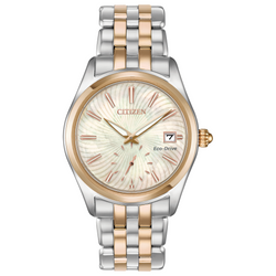 Citizen Eco Drive Ladies Silhouette Watch EV1036-51Y
