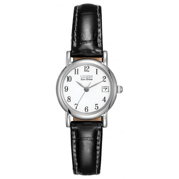 Citizen Eco Drive Ladies Strap Watch EW1270-06A