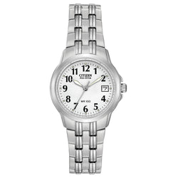 Citizen Ladies Eco Drive Silhouette Bracelet EW1540-54A