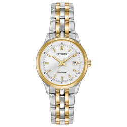 Citizen Eco Drive Ladies Sapphire Collection Bracelet Watch EW2404-57A