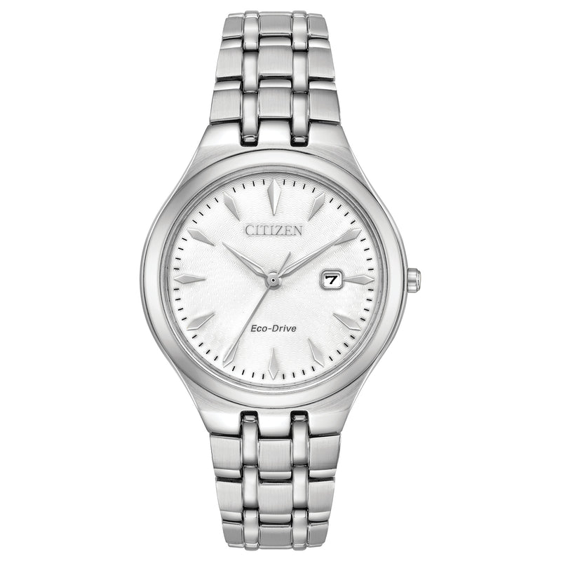 Citizen Eco Drive Ladies Silhouette Watch EW2490-55A