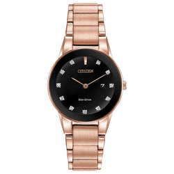Citizen Ladies Eco Drive Axiom GA1058-59Q