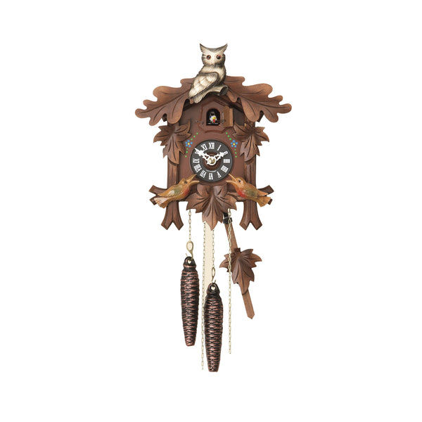 Hubert Herr Black Forest Cuckoo Clock 302/1/6V