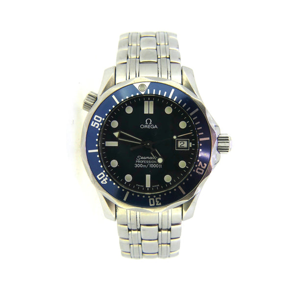 Pre Owned Omega Seamaster 300 Men's Watch