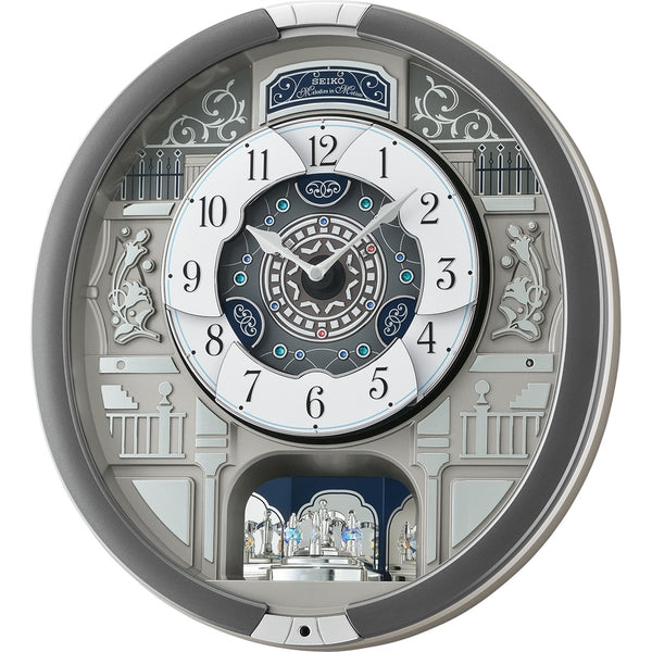 Seiko Melody in Motion Wall Clock QXM366S