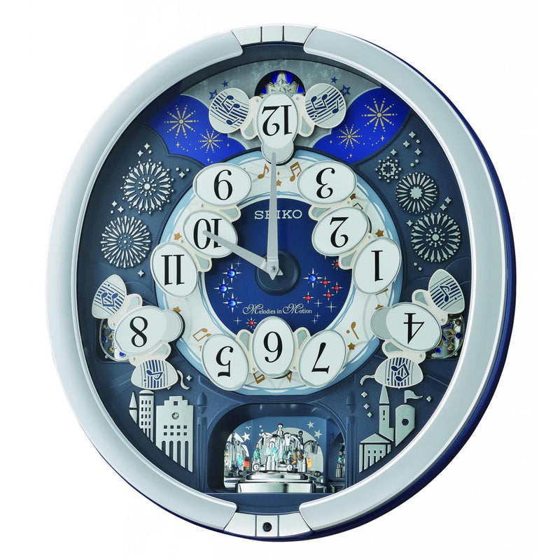 Seiko Melody in Motion Wall Clock QXM379S