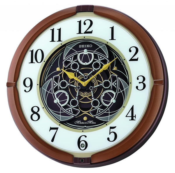 Seiko Melody in Motion Wall Clock QXM380B