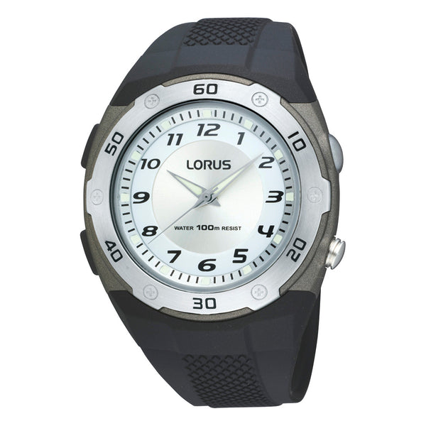 Lorus Men's Sports Watch with Side Light R2329DX9