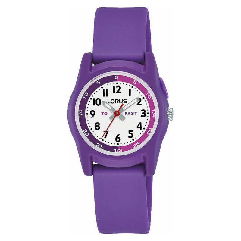 Lorus Time Teach Watch R2359NX9