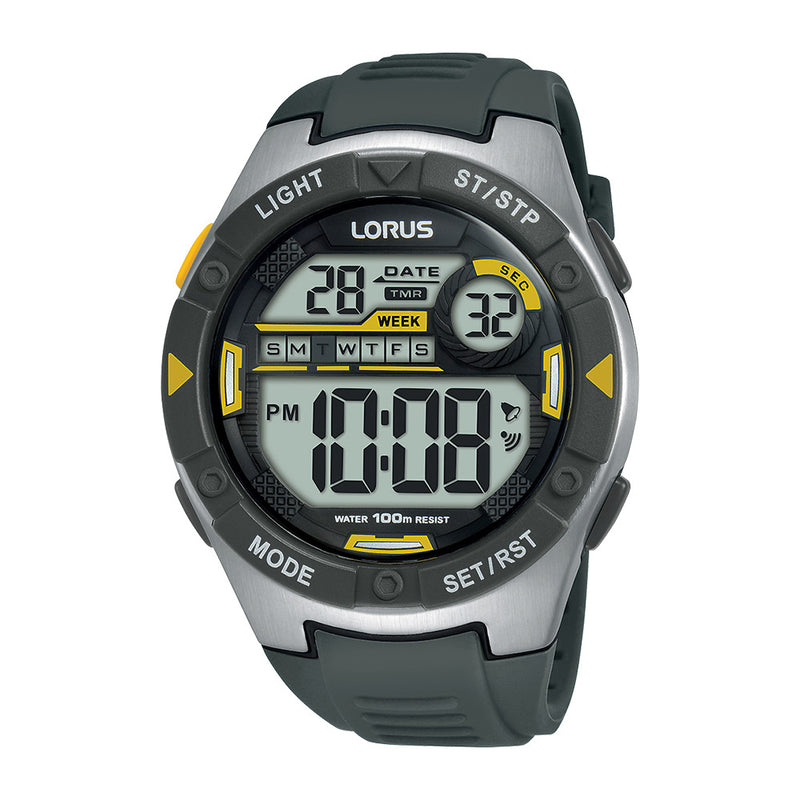 Lorus Men's Digital Sports Watch R2397MX9