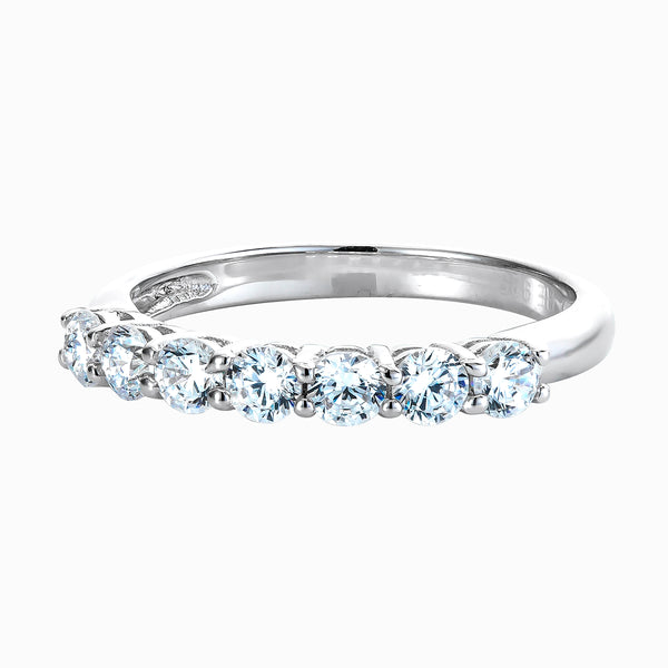 Real Effect White CZ Eternity Ring RE26564