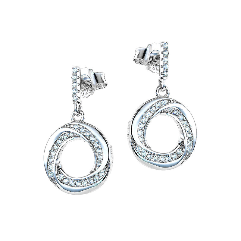 Real Effect Drop Earrings RE36924CZ