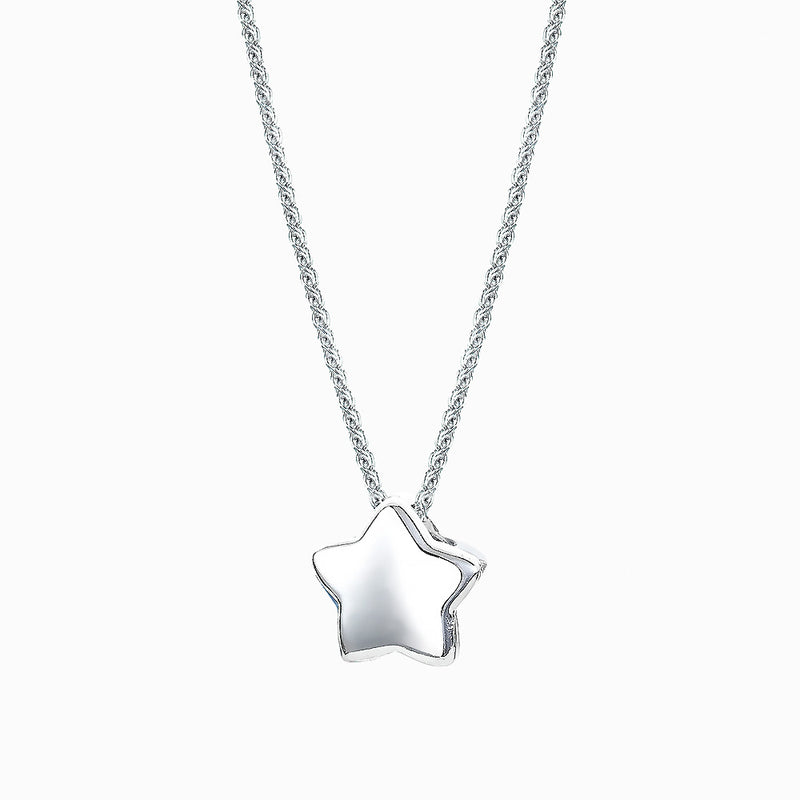 The Real Effect Star Necklace RE37824