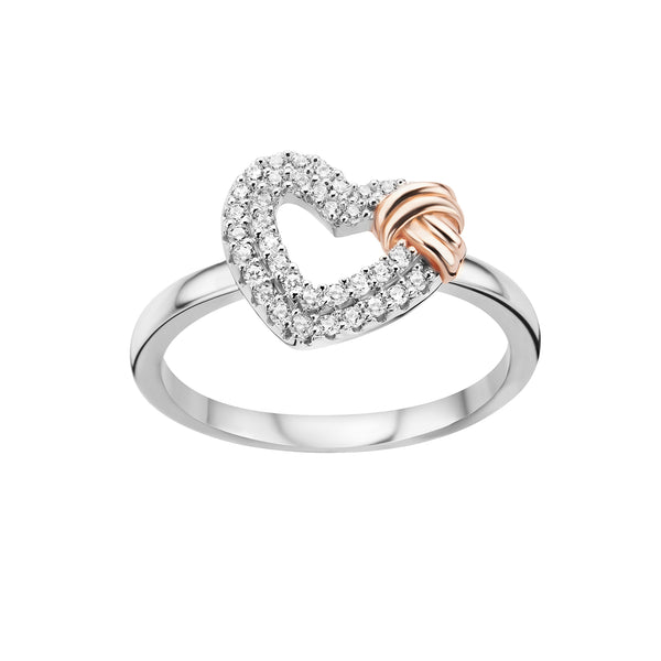 Real Effect Heart Ring RE44514