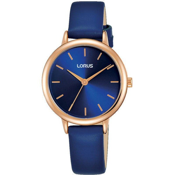 Lorus Ladies Classic Strap Watch RG244NX9