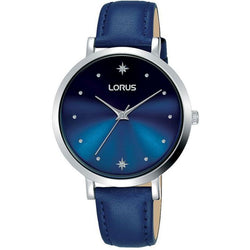 Lorus Ladies Stone Set Dial Strap Watch RG257PX9