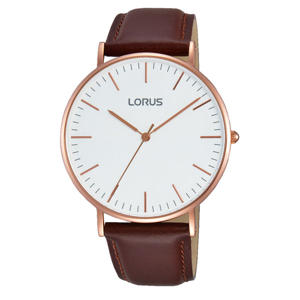 Lorus Men's Rose Dress Watch RH880BX9