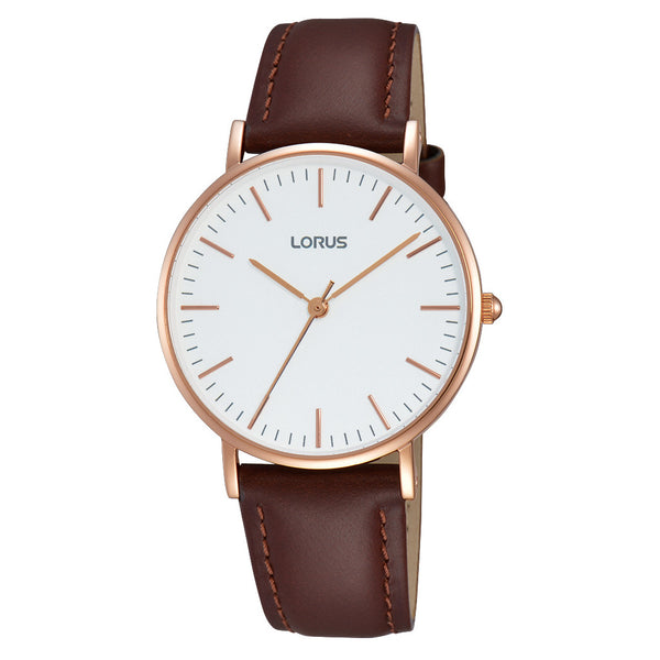 Lorus Ladies Rose Dress Watch RH886BX9