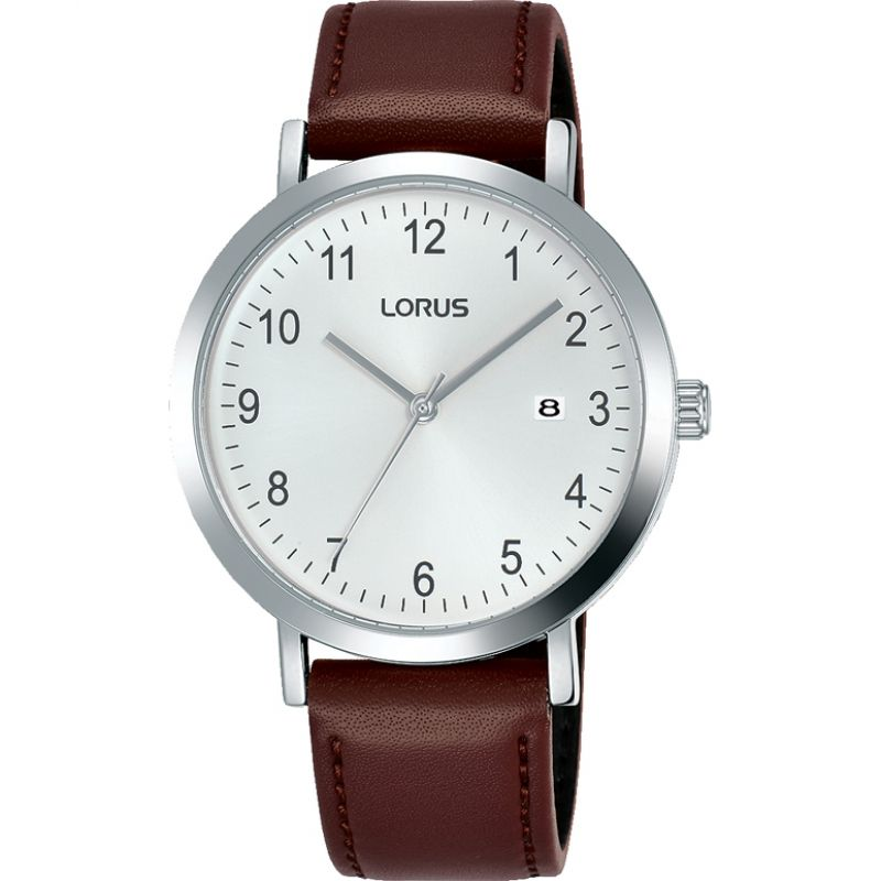 Lorus Men's Classic Steel Dress Watch RH937JX9