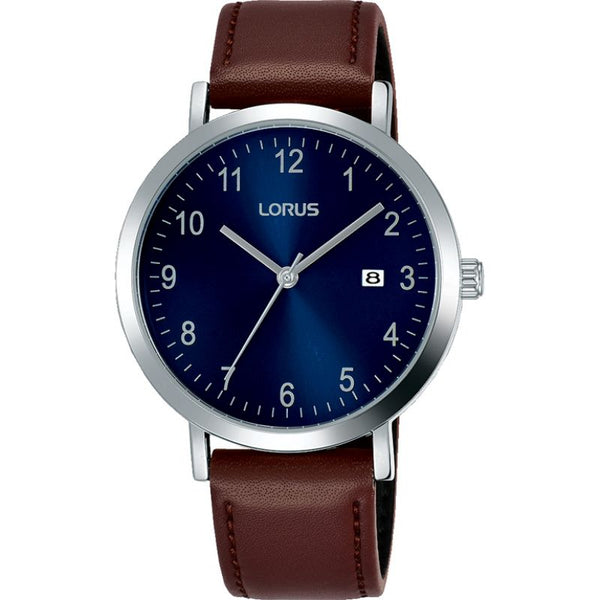 Lorus Men's Classic Steel Dress Watch RH939JX9