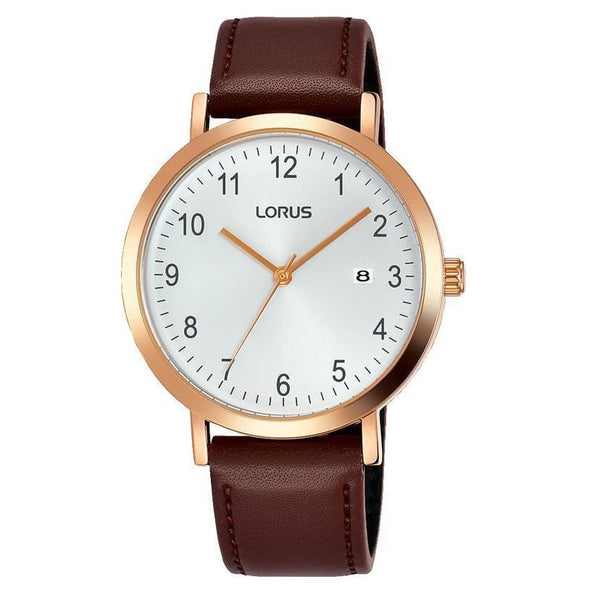 Lorus Men's Classic Rose Dress Watch RH940JX9
